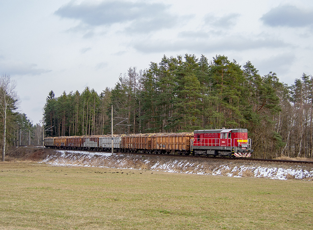 Lokomotiva 742 221-5, Pn 52126, Mnich, 3.9.2021 13:00 - Trainweb