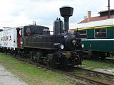 Historické vozidlo 310.097, depo Bratislava východ, MDC, 12.7.2007 10:42 - Trainweb