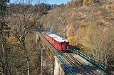 Historické vozidlo M131.1081, os Most - Moldava v Krušných horách, Mikulov, 18.11.2018 11:13 - Trainweb