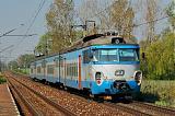 Jednotka 452 020-1, Os 9412 Kolín - Praha, Kamenné Zboží, 5.5.2006 10:04 - Trainweb