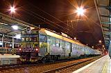 Jednotka 460 005-2, Os 3362  (Bohumín – Ostrava – Studénka), Bohumín, 22.1.2007 22:21 - Trainweb
