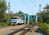 Jednotka 460 018-5, Os 2834  (Havířov – Ostrava hl.n.), Ostrava střed, 31.7.2008 15:16 - Trainweb