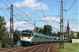 "Jednotka 682 003-9, SC 508 ""SC Pendolino""  (Ostrava – Olomouc – Pardubice – Praha), Zábřeh na Moravě, 28.8.2011 12:54 - Trainweb"