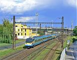 Jednotka 682 007-0, SC 72 Johann Gregor Mendel, Kolín, 5.7.2007 16:57 - Trainweb