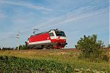 Lokomotiva 1014 008-5, Lv pro ErlebnissZug, Bratislava-Petržalka, 14.6.2008 6:26 - Trainweb