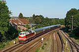 Lokomotiva 119 158-4, DLr 97  (Görlitz – Dresden Hbf), Radeberg, 1.7.2015 19:20 - Trainweb