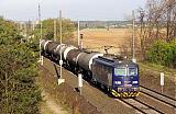 Lokomotiva 121 056-6, Pn 69520  (Pardubice – Kolín – Praha – Lovosice – Ústí nad Labem západ – Světec – Bílina – Most), Starý Kolín – Kolín dílny, 24.4.2010 18:12 - Trainweb