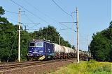 Lokomotiva 121 056-6, Pn 69520  (Pardubice – Kolín – Nymburk – Mělník – Ústí nad Labem západ – Světec – Bílina – Most), Starý Kolín – Kolín dílny, 25.8.2011 15:28 - Trainweb