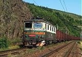Lokomotiva 121 073-1, Vn 1.nsl.53666, Velké Žernoseky – Libochovany, 29.7.2005 15:53 - Trainweb