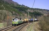 Lokomotiva 130 035-9, Pn směr Pardubice, Bezpráví, 22.3.2015 13:03 - Trainweb