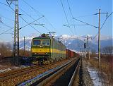 Lokomotiva 131 014-3, Pn, Teplička nad Váhom, odb. Váh, 2.2.2007 15:11 - Trainweb