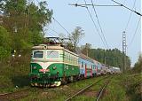 Lokomotiva 141 001-8, Os 9207  (Praha – Čerčany – Zruč nad Sázavou), Strančice – Mnichovice, 1.5.2009 9:31 - Trainweb