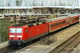 Lokomotiva 143 567-6, RE 38510, Dresden Hbf., 4.8.2007 14:35 - Trainweb