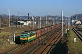 Lokomotiva 163 010-2, Pn 48738  (Zvolen – Žilina – Púchov – Vsetín – Hranice n.M. – Olomouc – Kolín – Nymburk – Ústí n.L. západ – Most – Třebušice), Choceň, 12.11.2011 11:33 - Trainweb