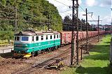 Lokomotiva 181 008-4, nákladní od České Třebové, Ústí nad Orlicí, 9.9.2006 11:59 - Trainweb