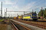 Lokomotiva 181 024-1, nákladní od Prahy, Kolín, 7.9.2006 17:31 - Trainweb