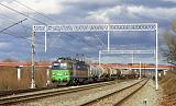 Lokomotiva 201Eo-011, TME 664143 (Wrocław Swojczyce – Międzylesie), Kłodzko Główne, 23.11.2019 12:24 - Trainweb