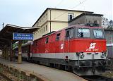 """Lokomotiva 2143 070-7, ER 2516 """"Carpatia"""" z Viedne, Bratislava hl.st., 9.7.2007 10:56 - Trainweb"""