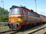 Lokomotiva 240 002-6, pripravená na výkon, Bratislava RD východ, 8.8.2007 9:33 - Trainweb
