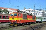 Lokomotiva 263 001-0, Os 4625, Brno hl.n., 10.10.2006 13:24 - Trainweb