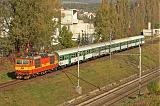 Lokomotiva 263 001-0, Os 4949, Brno-Maloměřice, 19.10.2006 11:10 - Trainweb