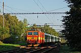 Lokomotiva 263 001-0, Os 4612 Vranovice - Tišnov, Česká, 12.9.2006 17:20 - Trainweb