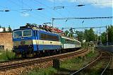 Lokomotiva 363 001-9, Os5910, Havlíčkův Brod, 28.5.2007 13:26 - Trainweb