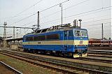 Lokomotiva 363 001-9, Olomouc hl.n., 26.10.2006 11:06 - Trainweb