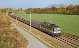 Lokomotiva 363 089-4, Ilava - Dubnica nad Váhom, 16.10.2018 15:43 - Trainweb