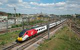 Lokomotiva 390 050-3, Willesden Junction (London), 21.5.2019 15:43 - Trainweb
