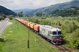 Lokomotiva 60-1652-6, Vlečkový (Bicaz Chei - Tasca), Ticoș-Floarea, 22.8.2018 11:00 - Trainweb