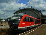 Lokomotiva 642 146-5, RB 17719  (Dresden – Zittau), Dresden-Neustadt, 4.8.2007 12:19 - Trainweb