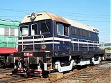 Lokomotiva 720 016-5, Výstava v depu, Česká Třebová, 24.9.2005 12:39 - Trainweb