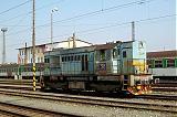 Lokomotiva 740 450-2, Olomouc hl. n., 28.9.2006 12:18 - Trainweb