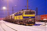 Lokomotiva 753 725-1, Pardubice hl.n., 5.12.2010 16:36 - Trainweb