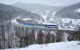 Lokomotiva 754 059-4, R 1163 (Ústí nad Labem - Děčín - Česká Lípa - Liberec), Novina, 15.1.2017 11:28 - Trainweb