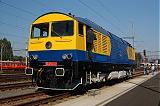 Lokomotiva 759 002-9, Den železnice 2006, Bohumín, 23.9.2006 13:25 - Trainweb