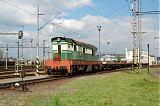 Lokomotiva 771 045-2, (posun), Ostrava hl.n., 4.5.2011 15:11 - Trainweb