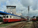 Motorový vůz 830 045-1, 1.nsl.l 5328, Havlíčkův Brod, 8.5.2007 10:22 - Trainweb