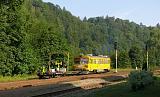 Vozidlo FS3, Služ 105115 (Teplice nad Metují – Náchod), Police nad Metují, 6.8.2019 8:52 - Trainweb